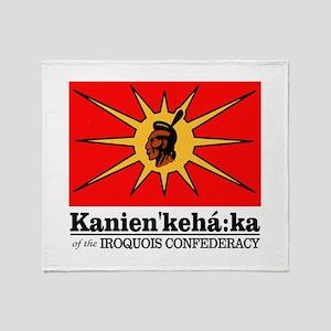 Mohawk Throw Blanket