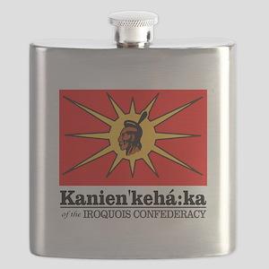 Mohawk Flask