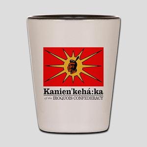 Mohawk Shot Glass