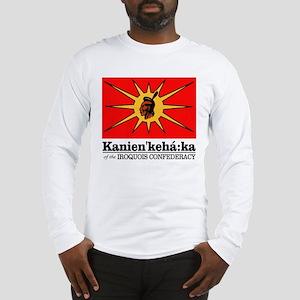 Mohawk Long Sleeve T-Shirt