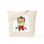 OES Christmas Lantern Tote Bag