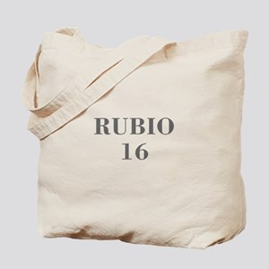 Rubio 16-Bod gray 421 Tote Bag