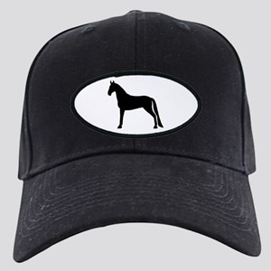 Tennessee Walking Horse Black Cap