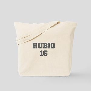Rubio 16-Fre gray 600 Tote Bag