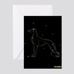 Greyhound Greeting Cards C (Pk of 10)