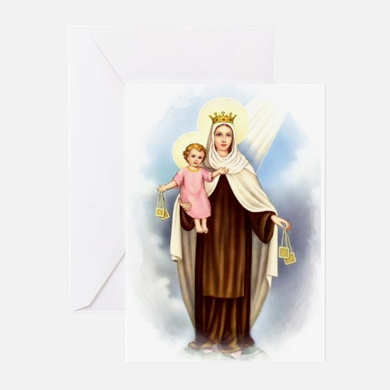 Mt Carmel Greeting Cards (Pk of 20)