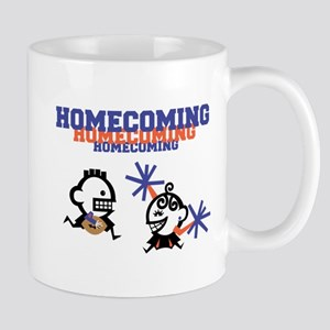 Homecoming Couple Mug