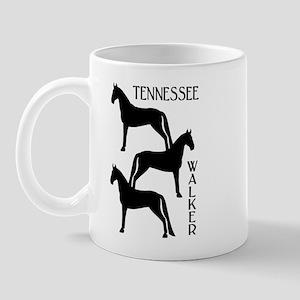 Tennessee Walkers Trio Mug