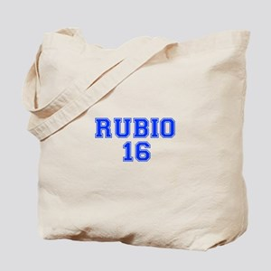 Rubio 16-Var blue 500 Tote Bag
