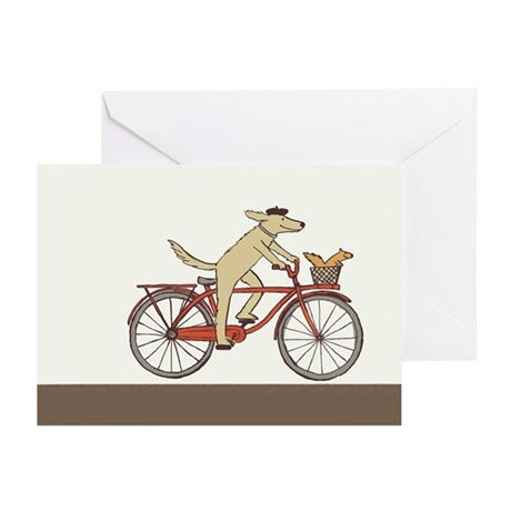 """""""Dog and Squirrel"""" Thank You Cards (Pk o"""
