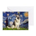 Starry / G-Shep Greeting Card