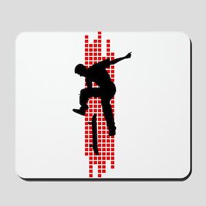 Skateboard Urban Style Sport Mousepad