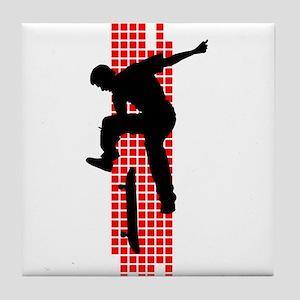 Skateboard Urban Style Sport Tile Coaster
