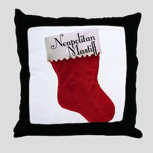 Neo Stocking Throw Pillow