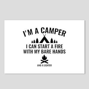 I'm A Camper Postcards (Package of 8)
