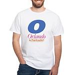 Orlando Is Fantastic T-shirt (white)