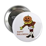 The Great Masonic Pumpkin Button