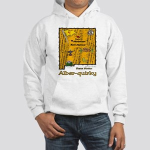 NM-Alber-quirky! Hooded Sweatshirt
