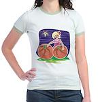 OES Halloween Pumpkin Patch Jr. Ringer T-Shirt