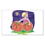 OES Halloween Pumpkin Patch Sticker (Rectangle)