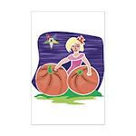 OES Halloween Pumpkin Patch Mini Poster Print