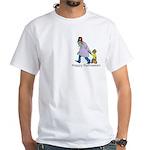 The Kindly Shriner White T-Shirt