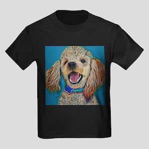 Lil' Poodle Kids Dark T-Shirt