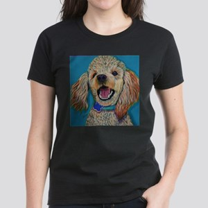 Lil' Poodle Women's Dark T-Shirt