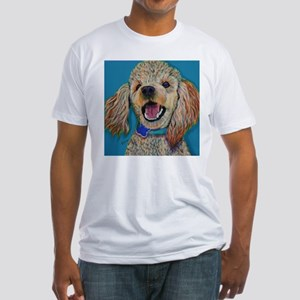 Lil' Poodle Fitted T-Shirt