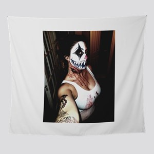 Scary self Wall Tapestry