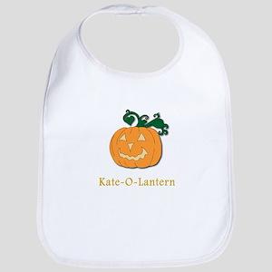 Kate-O-Lantern Bib