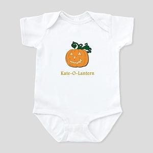 Kate-O-Lantern Infant Bodysuit