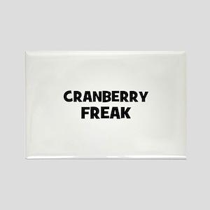 cranberry freak Rectangle Magnet