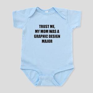 Trust Me My Mom Was A Graphic Design Major Body Su