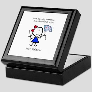 GCM - Mrs. Baldwin Keepsake Box