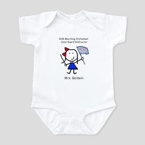 GCM - Mrs. Baldwin Infant Bodysuit