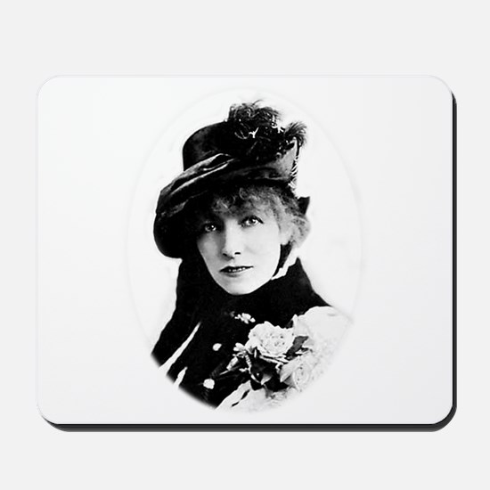 Sarah Bernhardt French stage and early Mousepad