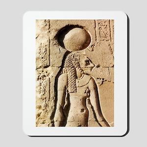 Sekhmet Lioness Goddess of Upper Egypt Mousepad