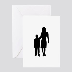 Childcare Worker Greeting Card