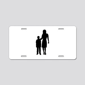 Childcare Worker Aluminum License Plate