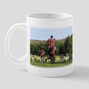 Fox Hunt -- Mug