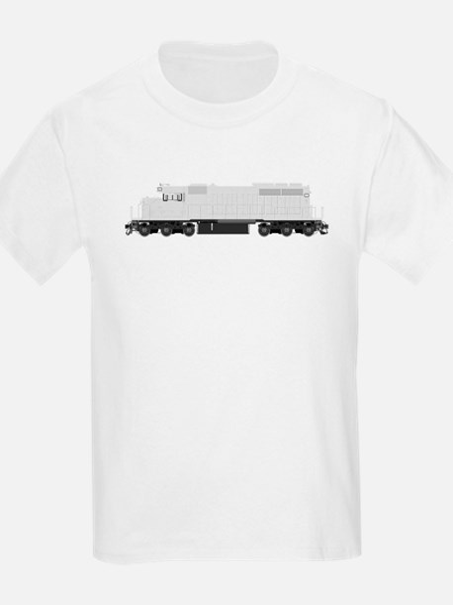 White train drawing T-Shirt