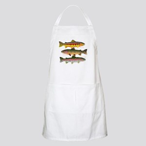 3 Western Trout Apron
