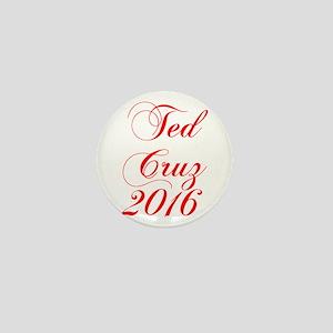 Ted Cruz 2016-Cho red 300 Mini Button