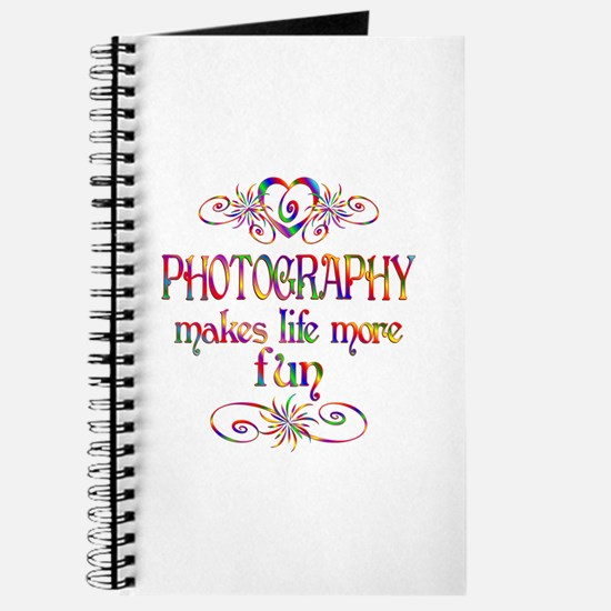 Photography More Fun Journal