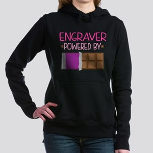 Engraver Women's Hooded Sweatshirt