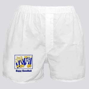 Happy Hanukkah 3 Boxer Shorts