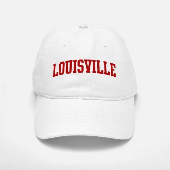 LOUISVILLE (red) Baseball Baseball Cap