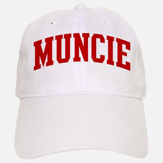 MUNCIE (red) Hat