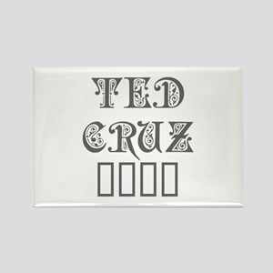 Ted Cruz 2016-Pre gray 550 Magnets